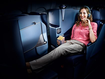 Airberlin: New Business Class is taking off
