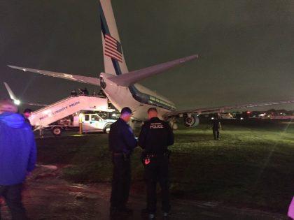 Pence's campaign plane incident closes LaGuardia Airport