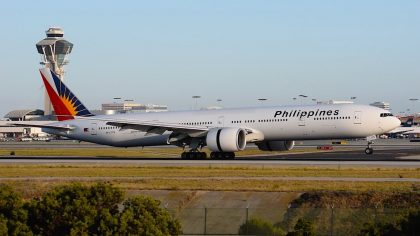 Intrepid Aviation delivers first Boeing 777-300ER to Philippine Airlines