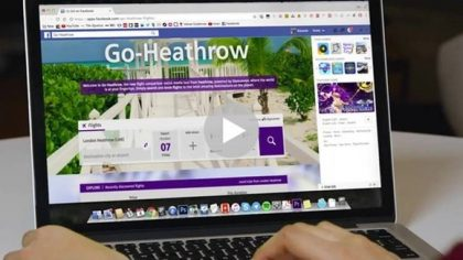 Heathrow launches world-first flight finder