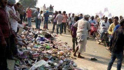 Religious ceremony stampede kills 24 in India
