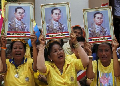 Thailand's economy, tourism may face some turbulence after King's death