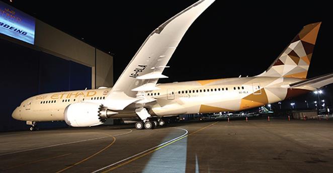 Etihad Airways to fly Boeing 787 Dreamliner to Tokyo