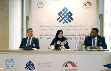 Abu Dhabi to host world's largest gathering of women Speakers of Parliament
