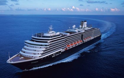Holland America doubles cruise guests to San Diego in 2016-17