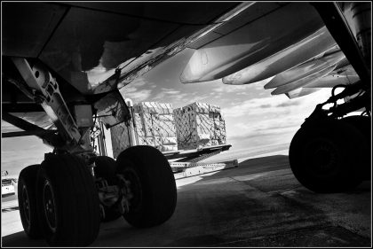 Air Partner successfully delivers 40 tons of aid to Haiti