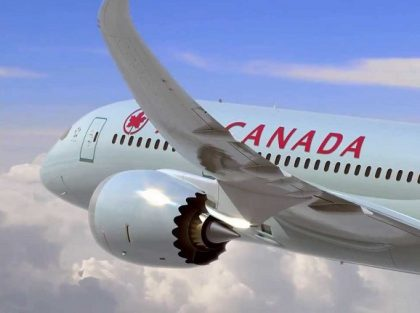 Air Canada inaugurates nonstop flights from Vancouver to India