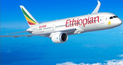 Ethiopian Airlines announces flights from Addis Ababa to Jakarta
