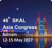 Skal Asian Area Congress 2017: Bahrain selected