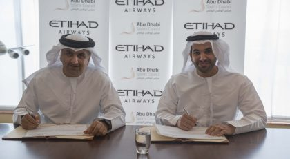 Etihad Airways Scores with Abu Dhabi Sports Deal