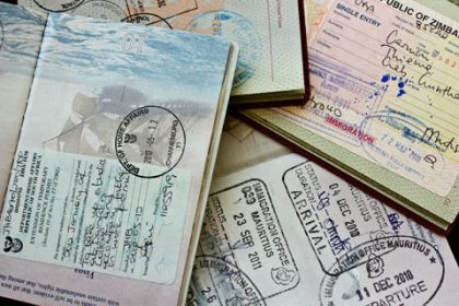 Traveling inside Africa, visa requirement still a problem