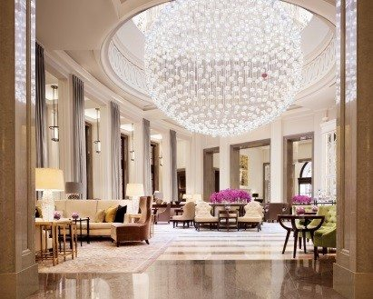 Corinthia Hotel London earns supreme award