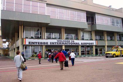 Partial closure of Entebbe Airport