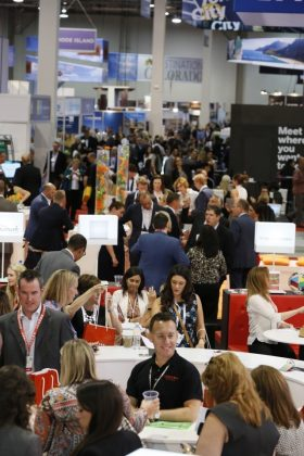Innovation and energy drive business at IMEX America
