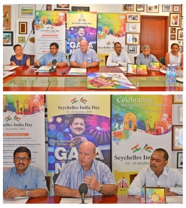 Food, fun & music at Seychelles-India Day celebrations