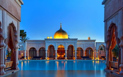 Morocco tourist accommodations growing dramatically