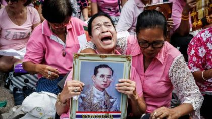 PATA issues statement on passing of Thailand's King
