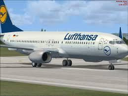 Lufthansa said goodbye to the Boeing 737