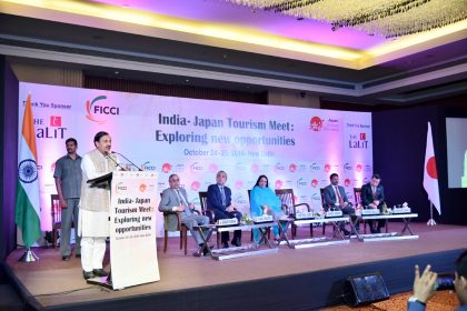 India-Japan tourism must be sorted out