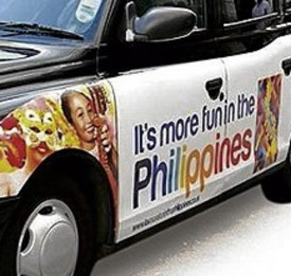 Roads of Delhi sprinkled with the flavor of the Philippines