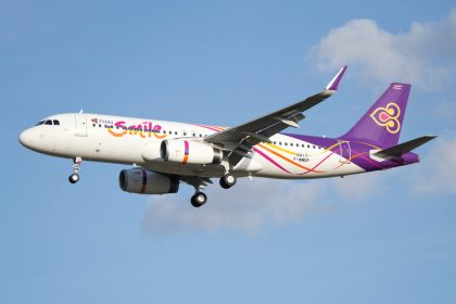 Thai airline has more to smile about