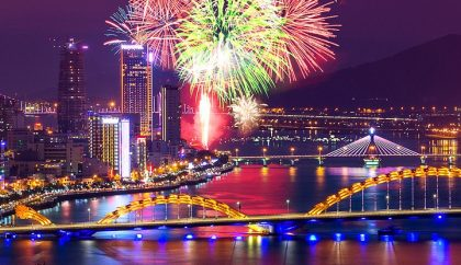 Danang named Asia's Leading Festival and Event Destination