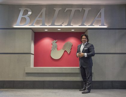 Baltia Air Lines' new President addresses aviation industry