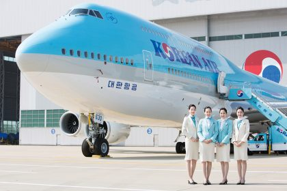 Korean Air announces new route and network enhancements