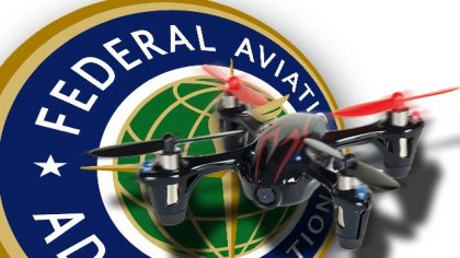 Federal Aviation Administration stresses holiday drone safety