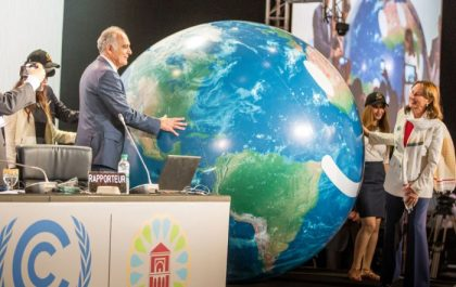 Countries pledge to press ahead with implementation of Paris Agreement at UN event