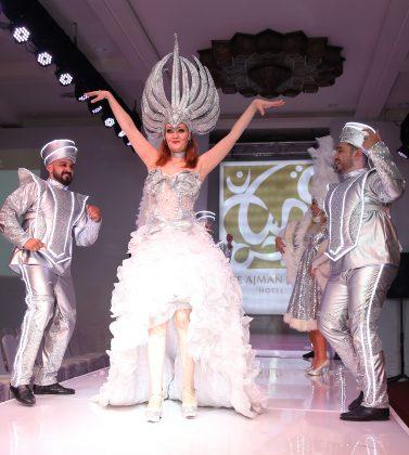 Ajman Tourism co-hosts 'The Ajman Palace Hotel Wedding Fair'