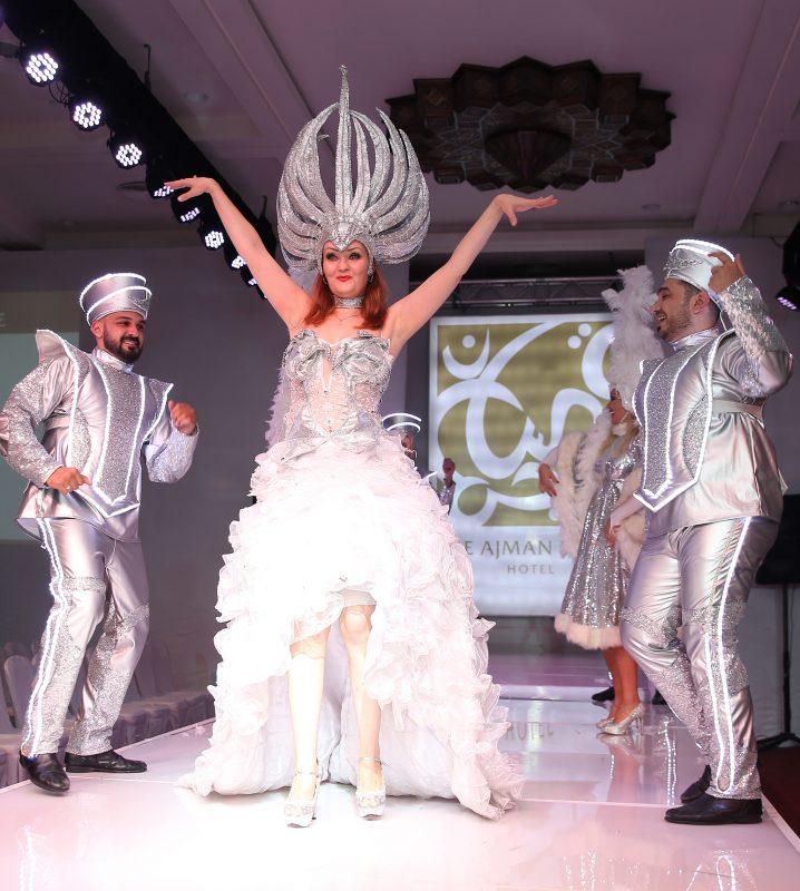 Ajman Tourism Co Hosts The Ajman Palace Hotel Wedding Fair