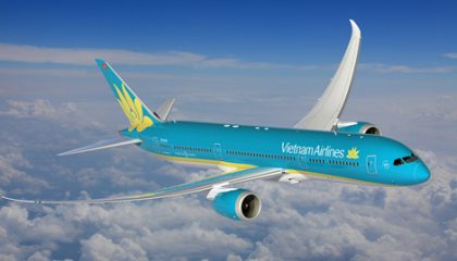 Boeing delivers 10th 787 Dreamliner to Vietnam Airlines