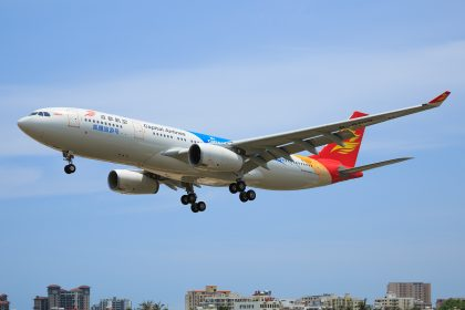 Beijing Capital Airlines rolls out new Vancouver-Qingdao-Hangzhou service