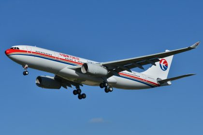 China Eastern to connect Vancouver with Nanjing