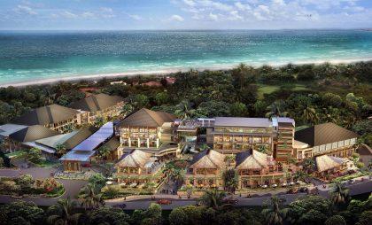 Mövenpick Resort & Spa Jimbaran set to introduce new upscale standards of hospitality in Bali