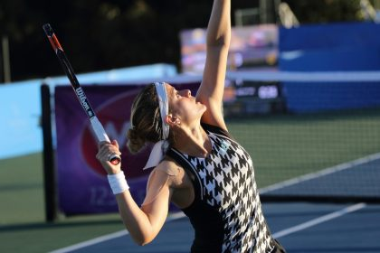 Largest professional tennis tournament in Hawaii begins Sunday