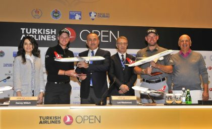 World's finest golfers gear up for 2016 Turkish Airlines Open in Antalya