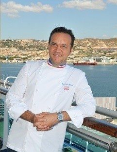 Princess Cruises partners with French Michelin star chef