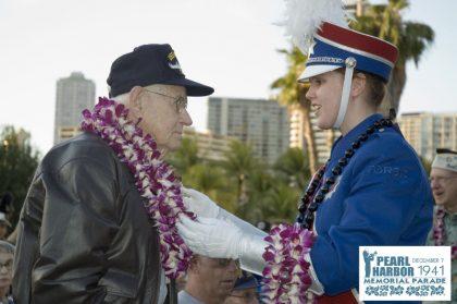 Pearl Harbor Memorial Parade to commemorate 75th anniversary of attack