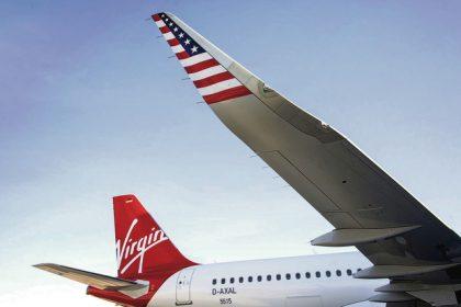 Virgin America: October traffic up 13.6 percent