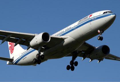Air China launches Sydney-Chengdu service