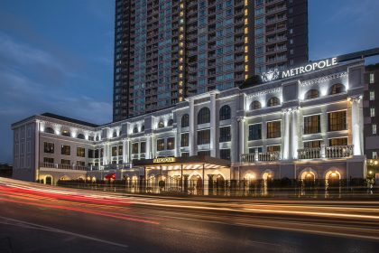 Ascott opens Asia's first unique luxury property under The Crest Collection
