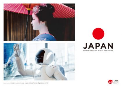 Japan launches largest promotion for inbound tourism from Europe