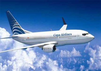 Copa Holdings reported net income of $74 million