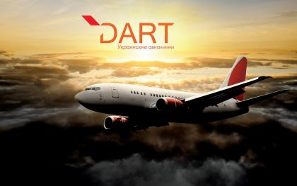 DART Ukrainian Airlines partners with Discover The World