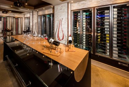Luxury cruise line launches world's first Penfolds Flagship Wine Vault at sea