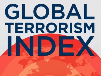 2016 Global Terrorism Index: 650% increase in terrorism-related deaths