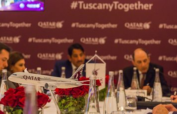 Qatar Airways next destination: Florence, Italy?