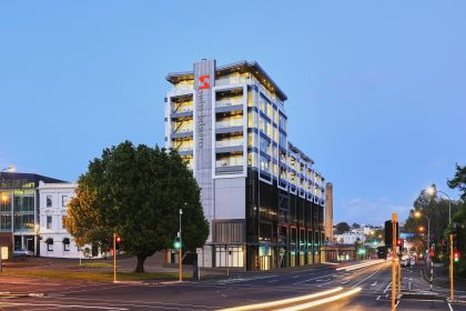 Swiss-Belsuites Victoria Park Auckland opening:  A Green Dream?